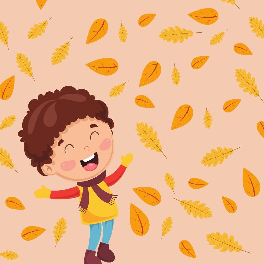 Viele Herbstideen für deine Bewegungseinheiten